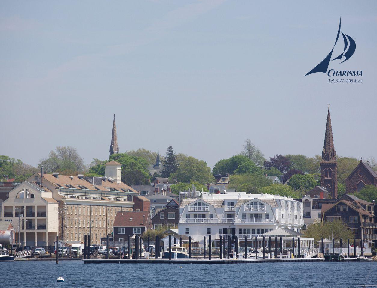 Seglermekka Newport