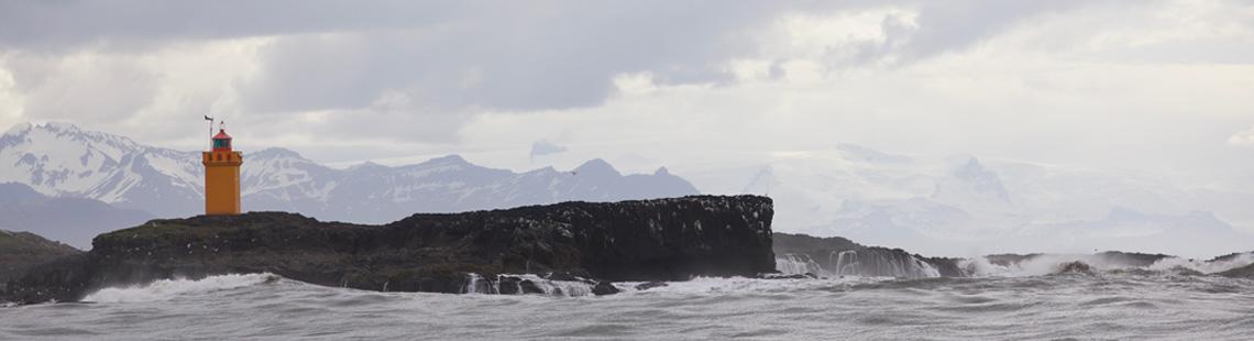 Segeln nach Island