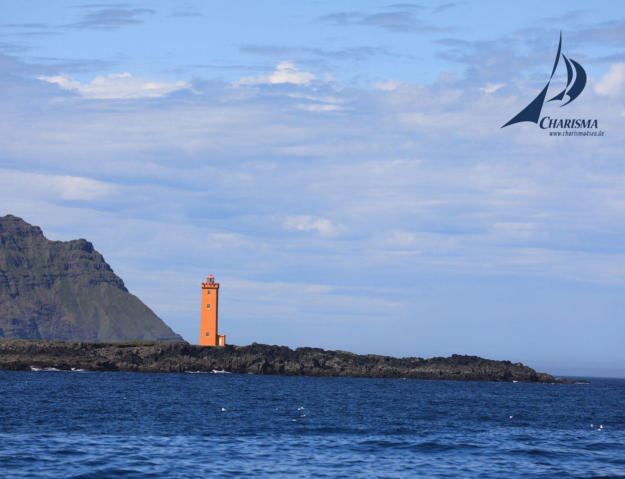 Lighthouse Glettinganes