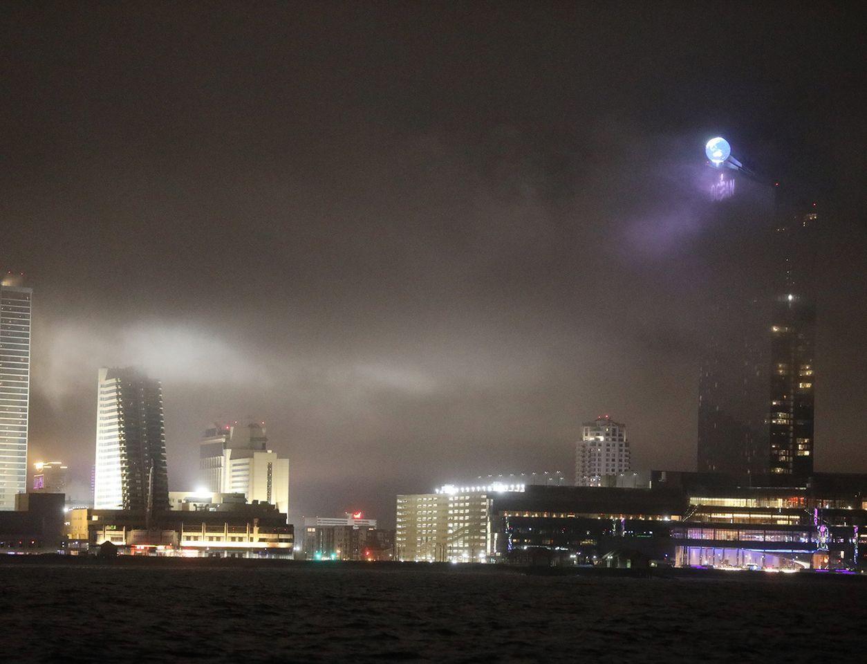 Ansteuerung Atlantic City