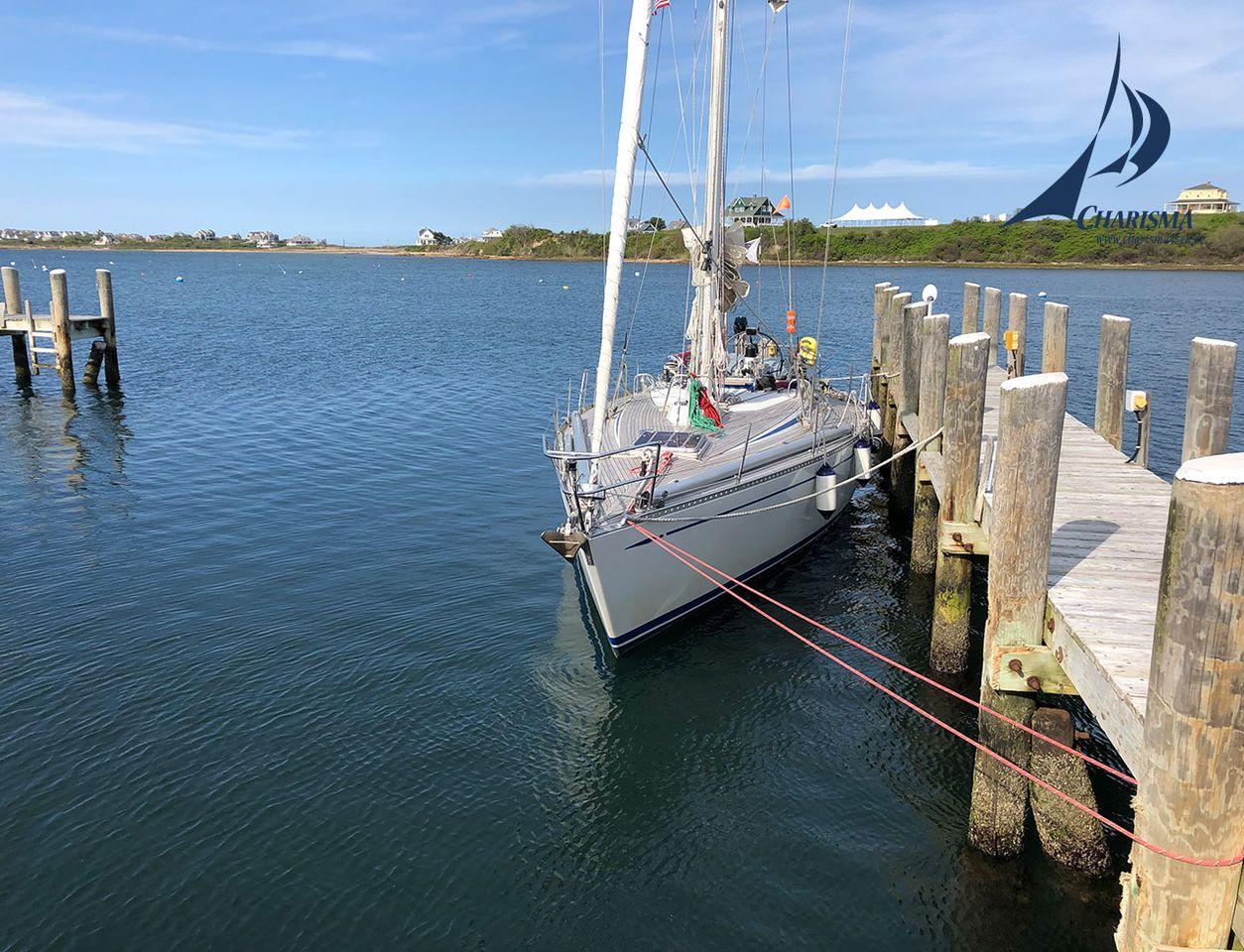 SY CHARISMA auf Block Island