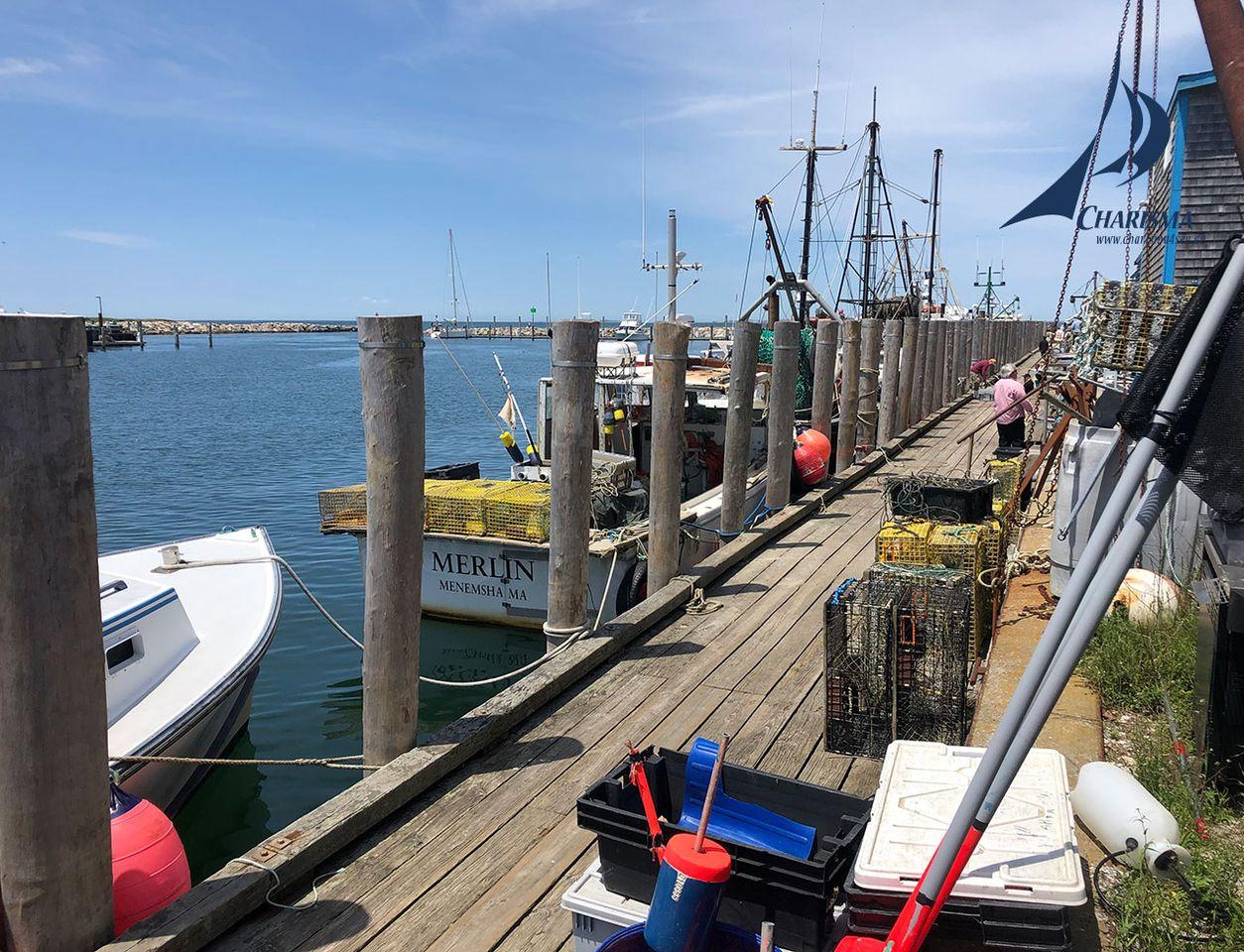 Fischerheihafen Menemscha-Harbor