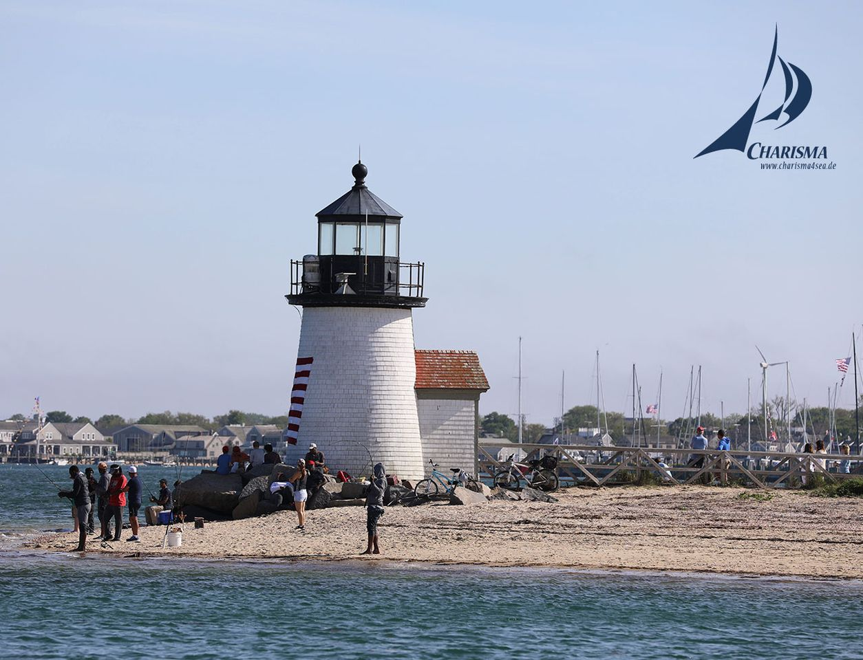 Brant Point Beach - Lighthouse Nantucket