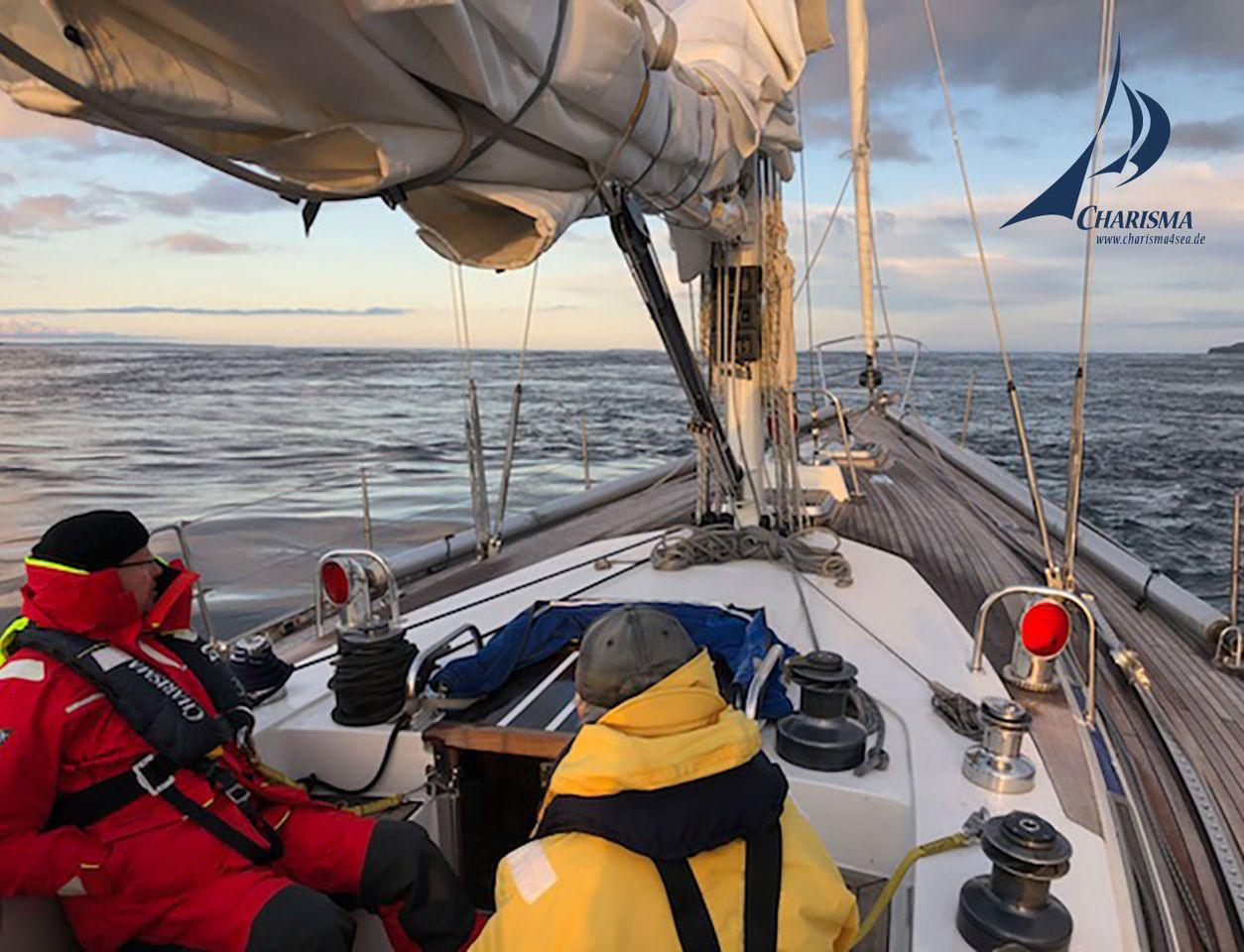 Kurs Pentland Firth, Inner Sound