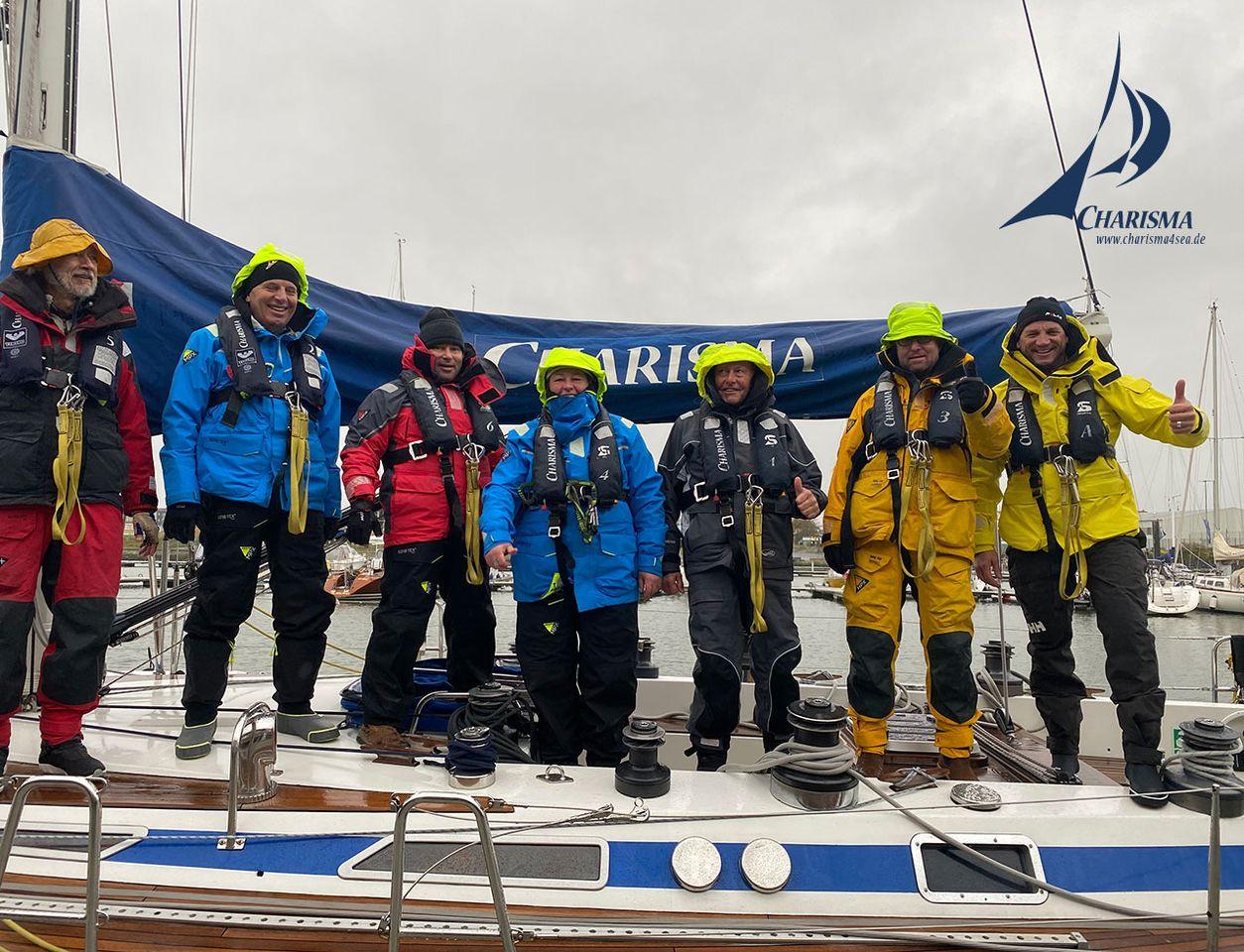 Crew Schwerwettertraining IG Skipper CCS