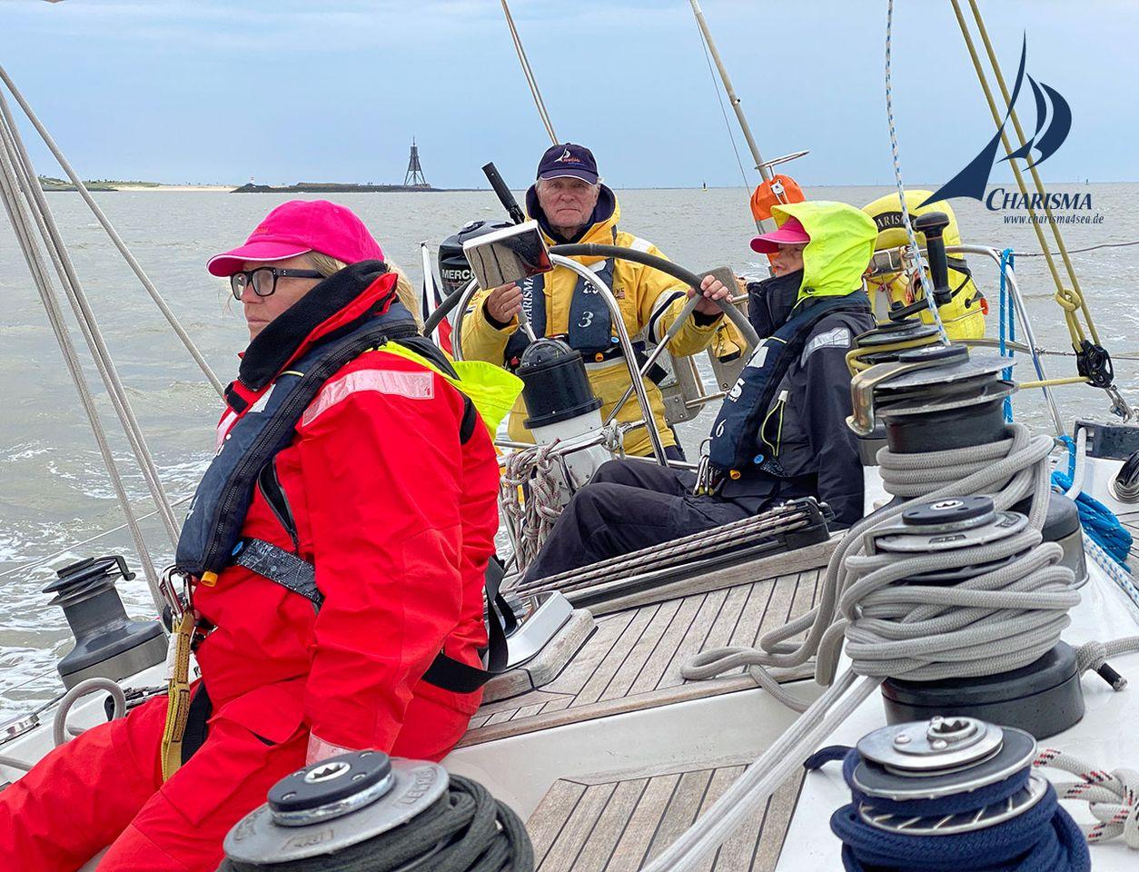Happy landing Cuxhaven