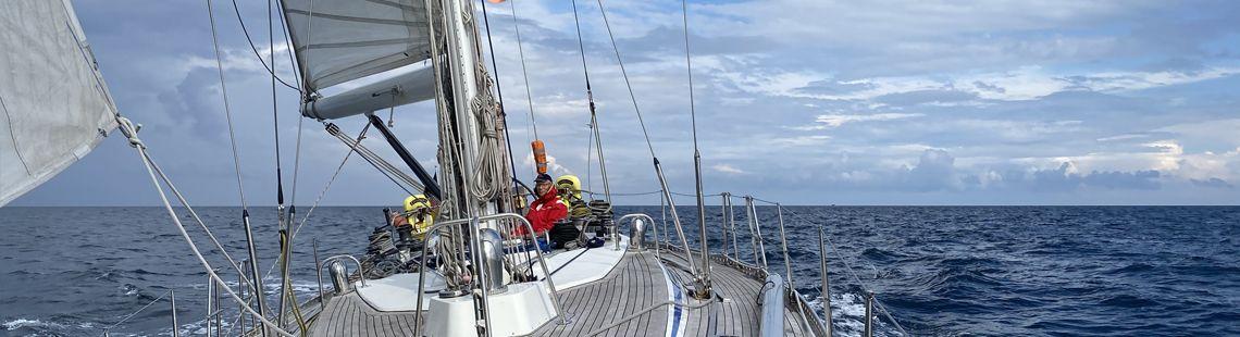 Logbuch Segeltörn Ostsee-Norwegen