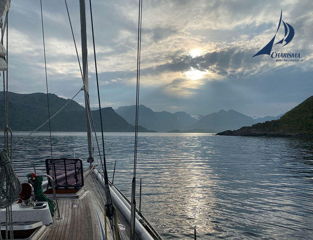 Morgenstimmung in Norwegen