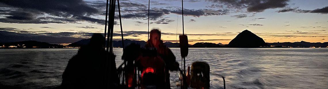Logbuch Norwegen Nordsee