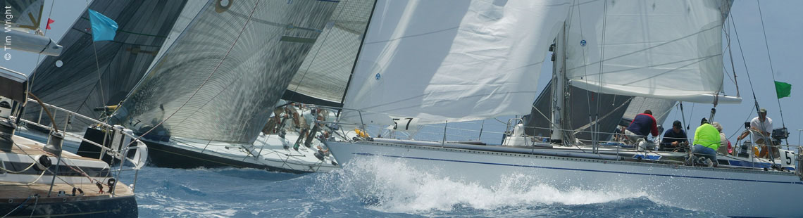 Segeln Antigua Sailing Week 2018