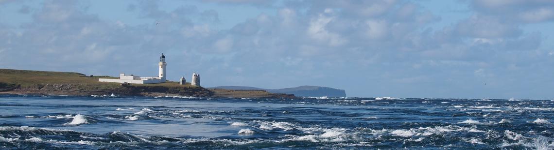 Segeln rund Schottland