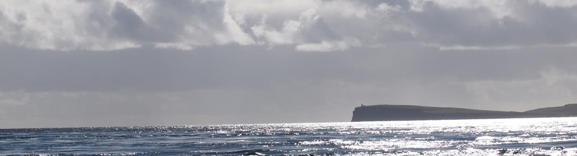 Segeln Nordsee - Orkney Inseln