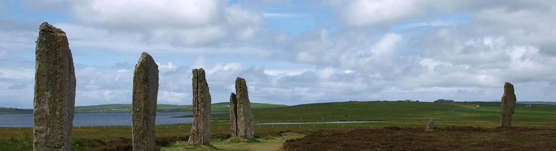 Segeln Orkney Island