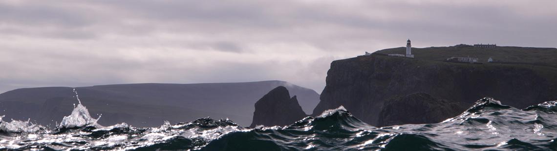 Segeln Rund Cape Wrath