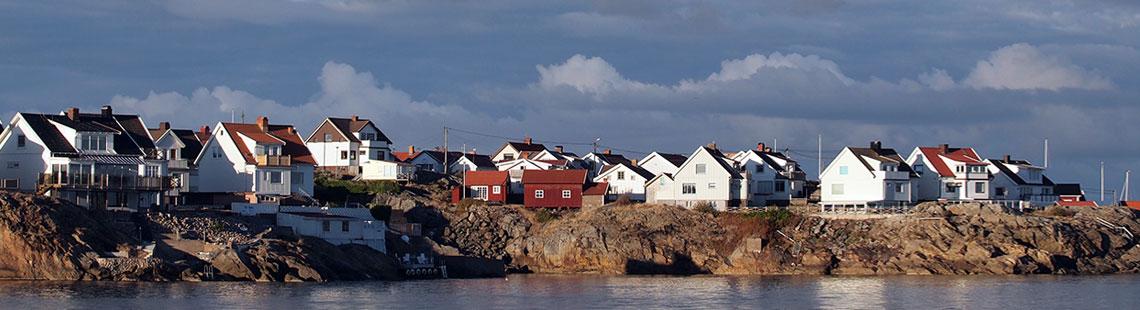 Segeln rund Schweden