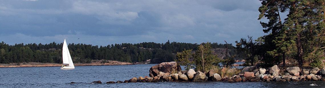 Segeln Åland Inseln & Finnland