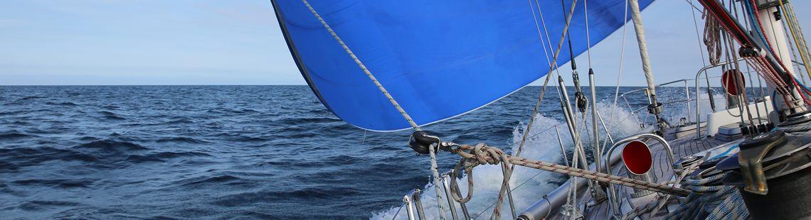 Segeltörn Gezeitenrevier Nordsee