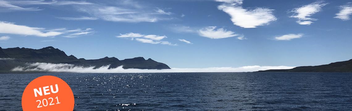 Segeltörn Islands Ostküste