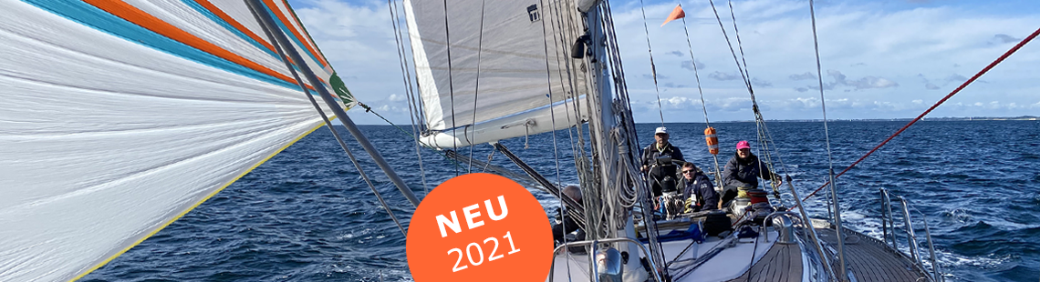 Segeltörn Rund Skagen 2021