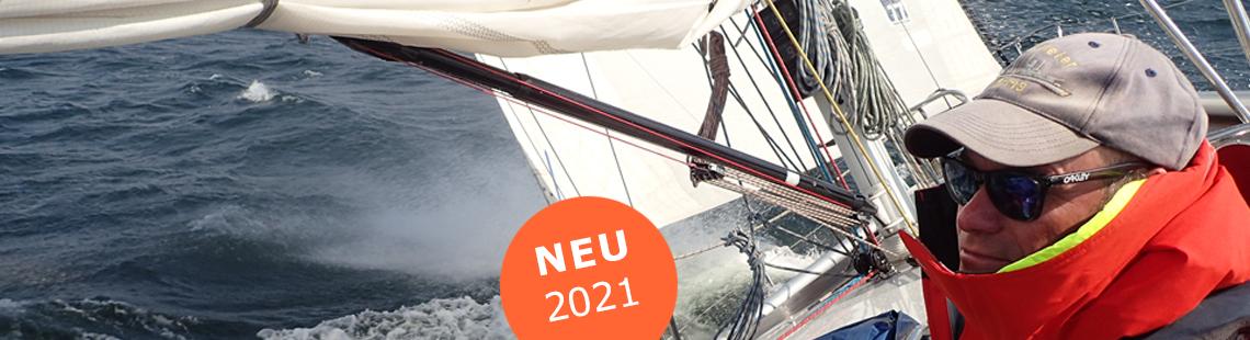 Segeltörn Ostsee - Norwegen 2021