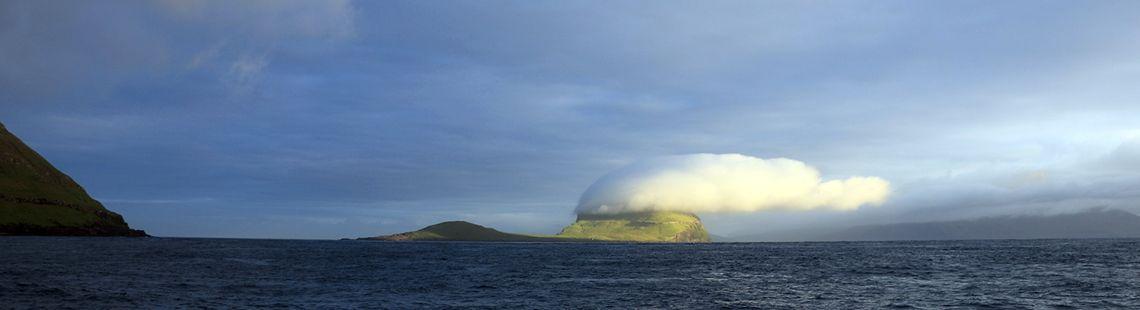 Segeltörn Orkney Inseln - Island