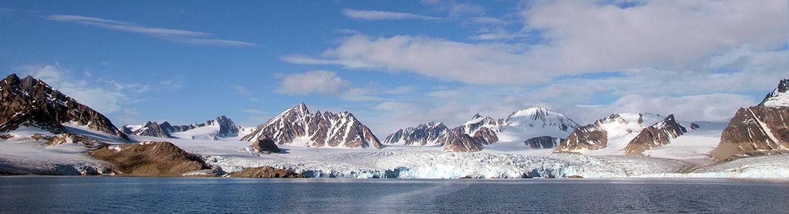 Segeltörn Spitzbergen