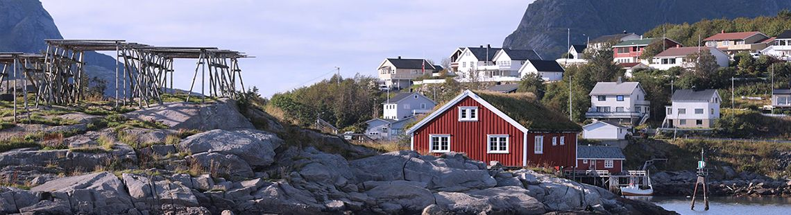 Segeltörn Norwegen & Lofoten