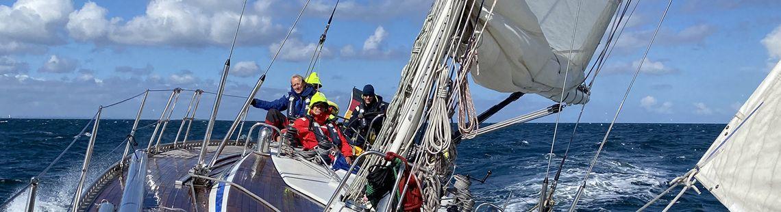 Segeltörn Norwegen - Orkney Inseln