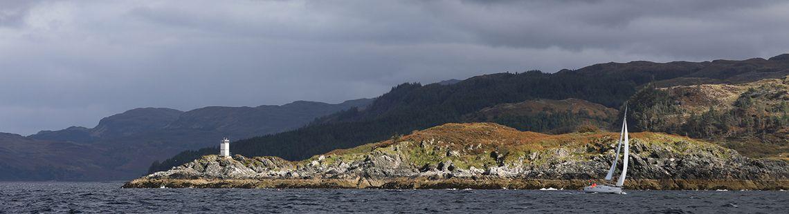 Segeltörn Orkney Inseln - Hebriden