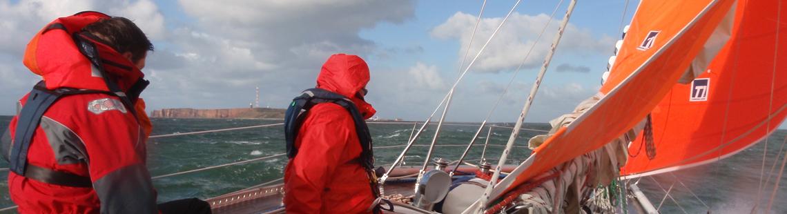 Sicherheit auf See trainieren