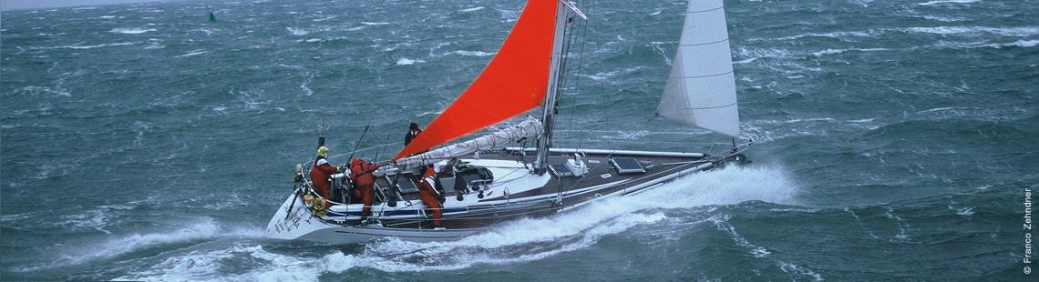 Sicherheitstraining auf der Nordsee