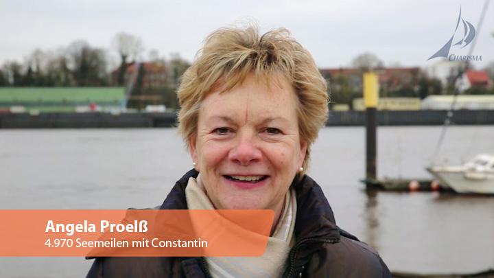 Angela Proelß über charisma4sea
