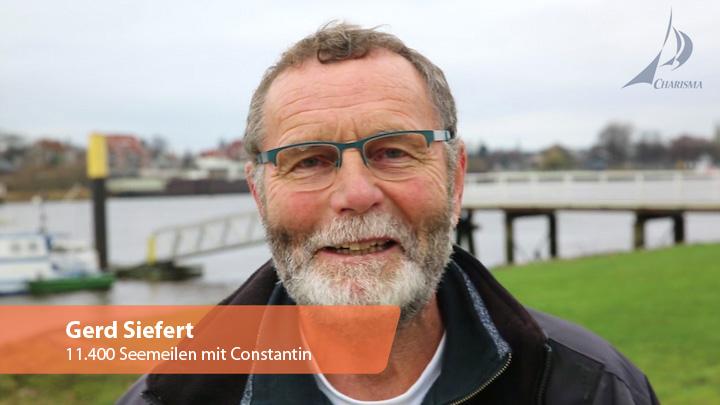 Gerd Siefert über charisma4sea