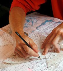 Terrestrische Navigation