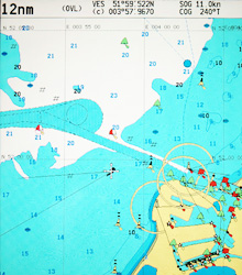 Elektronische Navigation